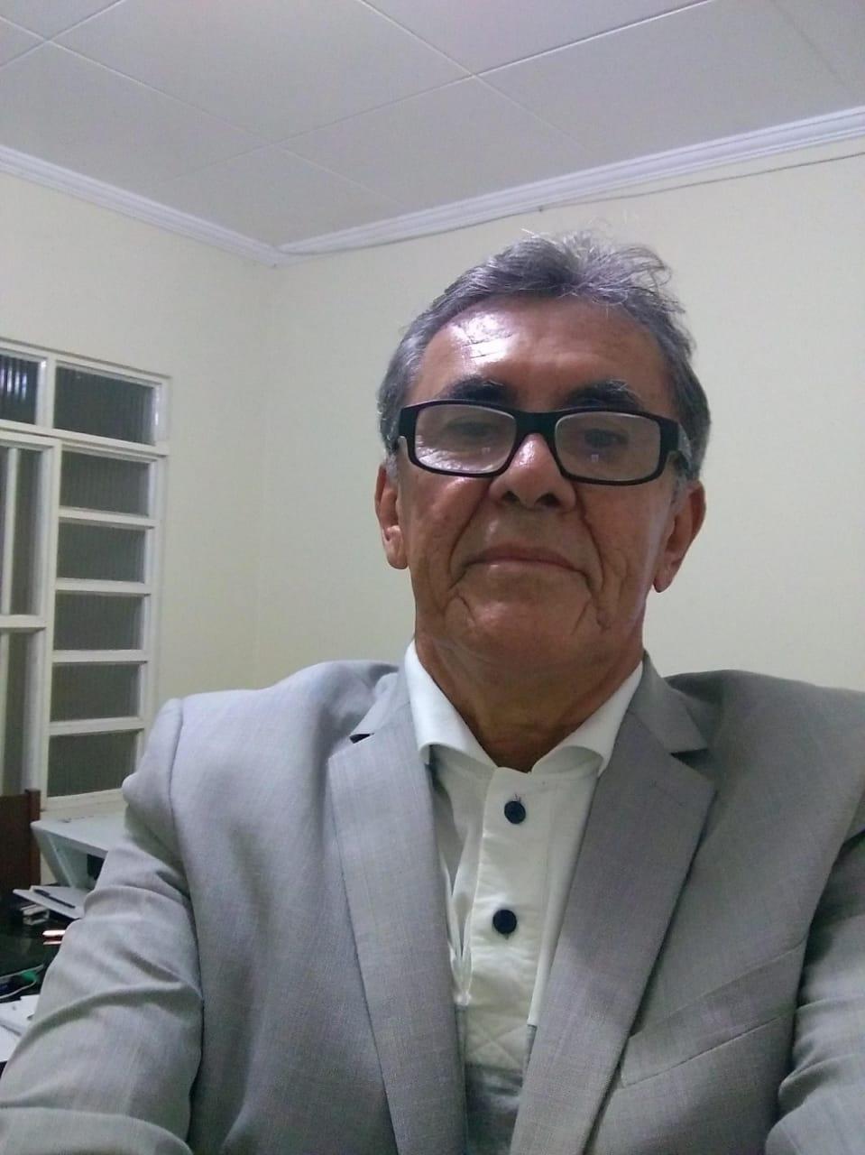 Hilton Damasceno, presidente do PRTB de Delmiro Gouveia